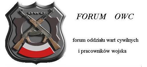 Forum Oddziału Wart Cywilnych